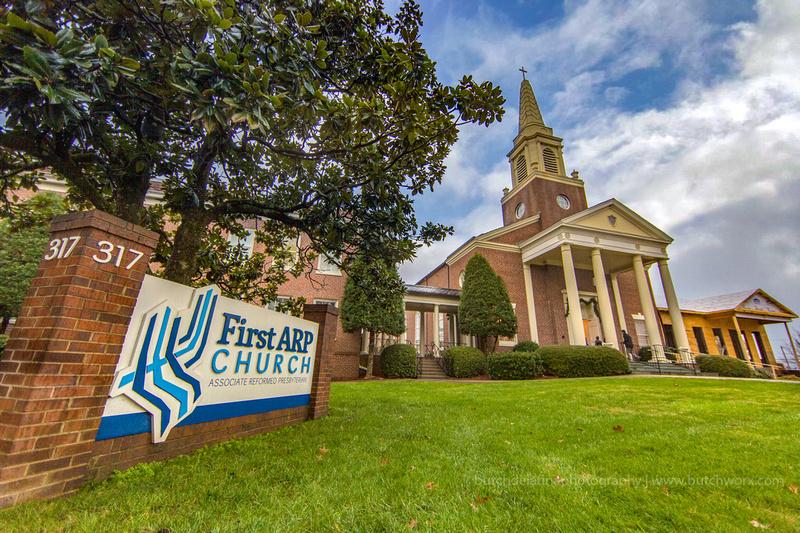 181202 First ARP Church-0815H Exterior Shots-EC4A0791