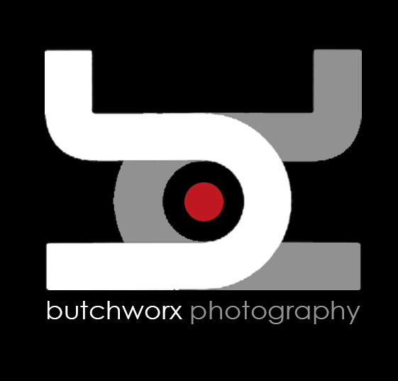 butchworx photography logo square